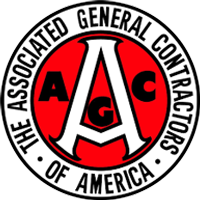 The Associated General Contractors of America logo
